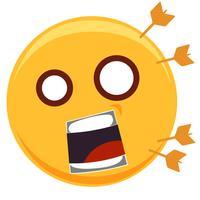 Emoji Shooter - rolling clock