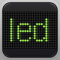 LEDme, the LED Banner for iPhone, iPad and iPod Touch