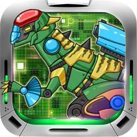 恐龙世界-组装恐龙玩具益智拼图小游戏