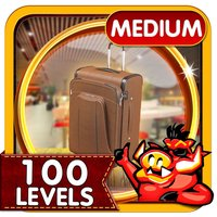 At The Airport Hidden Objects