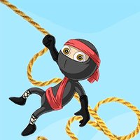 Ninja With Rope