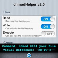 chmod helper