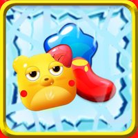 Candi Pop Super Mania-Best Match Three puzzel game for kids and girls