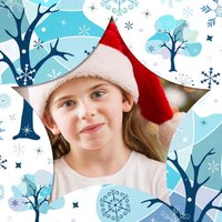Holiday Xmas Picture Frame - Picture Editor