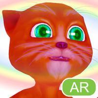 AR Talking Cat John