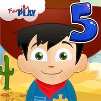Cowboy 5th Grade Educational Games School Edition