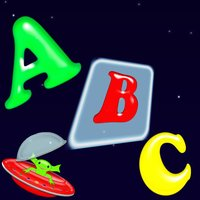 Magnetic Letters In Space