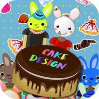 Neighbor Bunny Cake Shop : Making Sweety Bakery