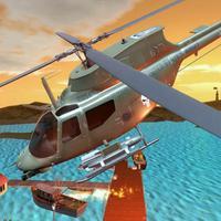 Pacific Gunship Strike 3D