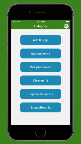 Math Calculation games App for iPhone - Free Download Math