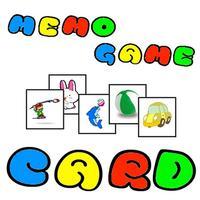 Memo Game Card