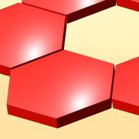 頭が良くなる六角形パズル - GON