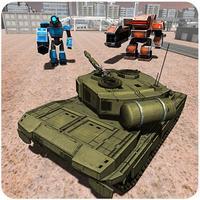 Robot Army Warfare 3D – Modern World Battle Tanks against the Enemy War Robots