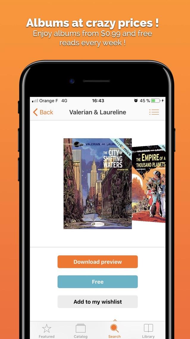 free manga app for iphone