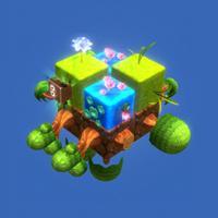 Cube Planet