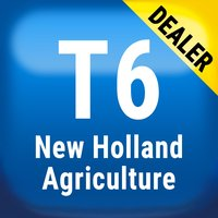 New Holland Ag T6 - Dealer