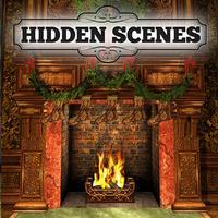Hidden Scenes - Happy Christmas