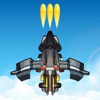 Air Force Strike - Classic Sky Shooting Games