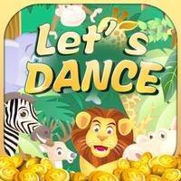 森林舞會 Cute Zebra Jump