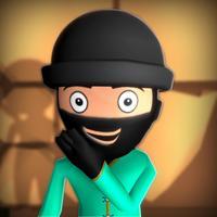 Stickman Thief Simulator