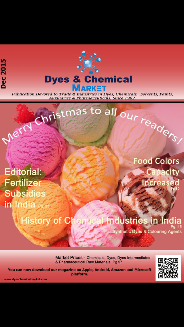 Dyes & Chemical Market App for iPhone - Free Download Dyes