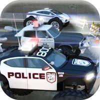 Police Car Racing 2  - City Street Driving Game