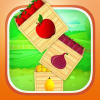 A Happy Farm Fruit Garden FREE - Little Farmer Drop Game for Kids
