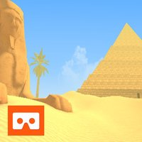 Egyptian Pyramids Virtual Reality