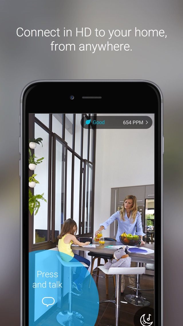 Nokia Home Security Camera App for iPhone - Free Download