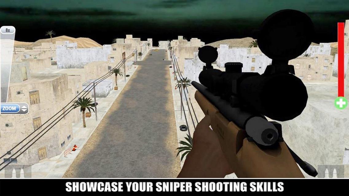 Campaign Sniper Special: IGI E App for iPhone - Free