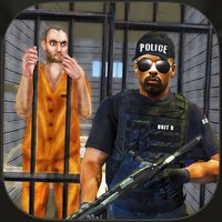 City Police Chase Jail Escape: Hard Time Prison Run 3D