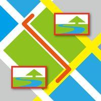 PhotoNavi - Photo Route Finder