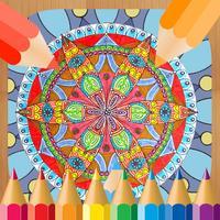Mandala Coloring Pages Adults Mandalas Books App