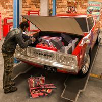 Car Mechanic - Junkyard Tycoon