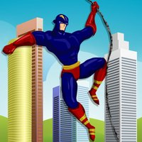 Superhero Swing Sequel - Rope n Fly Adventure Mania
