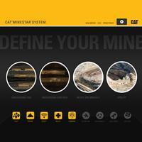 Cat® MineStar™: Define Your Mine