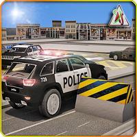 MultiStorey Police Car Parking 2016 - Multi Level Park Plaza Driving Simulator 3D