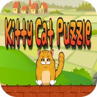 Kitty Cat Puzzle Game