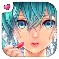 Dress up Vocaloid girls Edition: The Hatsune miku and rika and Rin Tokyo 7th and make up games