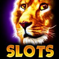 Lion Party Casino Slots - Free Vegas Slot Machine Games of the Grand Jackpot Serengeti!