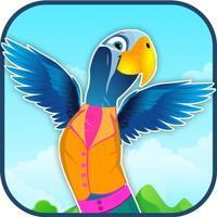My Little Parrot Dress Up - Free Cute Bird Dress Up Game