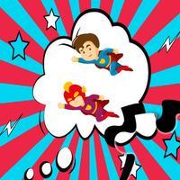 Jigsaw Puzzle Kids The Super Hero