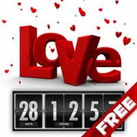 Cupid Love Countdown (Wedding, Honeymoon,Baby,...)