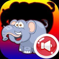 Animals vocab puzzle Game2