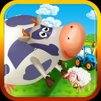 Hay Runner Fun Cow Run
