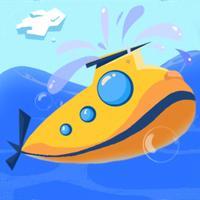 Diving Fishing!
