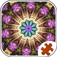 Mandala Jigsaw Puzzle - Relax and Enjoy Puzzle