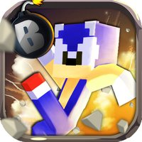 Blue Speed Skins Bomber 3D Games