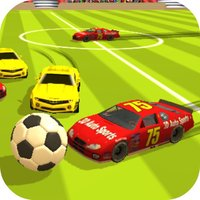 Flick Car Soccer 3D