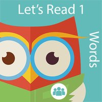 Let's Read 1: Words